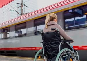 Без дополнительной регистрации вЦентре содействия мобильностии предъявления подтверждающих инвалидность документов.