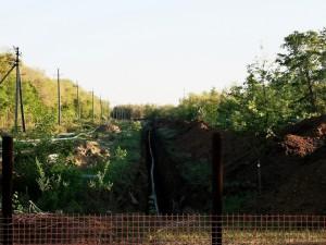 На территории Нефтегорского района началось строительство сразу двух новых объектов водоснабжения