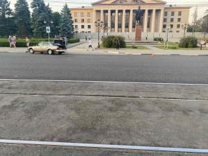 На проспекте Кирова в Самаре машина насмерть сбила женщину