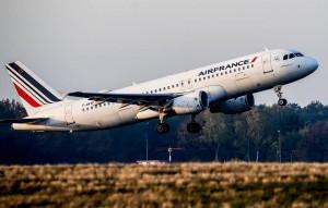 Air France отменила рейсы из Парижа в Москву в среду, четверг и пятницу.