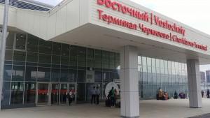 По словам Собянина, впервые за сто лет в Москве открывается новый вокзал.