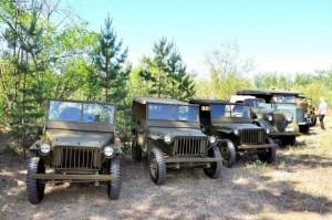 Ралли машин СССР, США и Германии 30-40-х годов ХХ векапрошло вСамаре