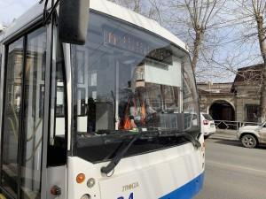 В Самаре изменится схема движения троллейбусов №6