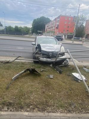 Четыре человека пострадали в ДТП в Красноглинском районе Самары