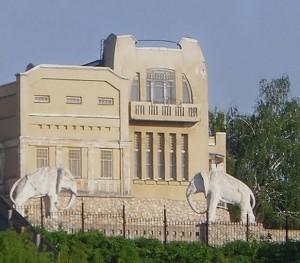Дом со слонами в Самаре отреставрируют до 31 августа 2022 года
