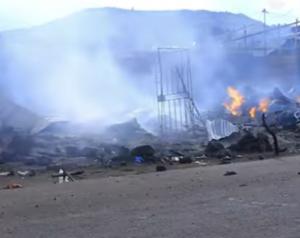"""Извержение вулкана разделило жизнь местных жителей на """"до"""" и """"после""""."""