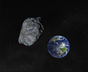 К Земле приблизится потенциально опасный астероид