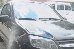 Самарский автовор оставил на месте преступления свои отпечатки