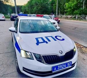 Проверку на трезвость не прошли 90 автолюбителей Самарского региона