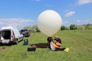 Школьники успешно запустили в стратосферу и вернули на Землю исследовательский спутник.