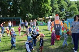 По традиции мероприятие пройдет в парке имени Юрия Гагарина, где будут организованы свыше десятка различных площадок по интересам.