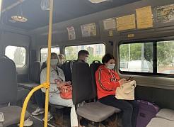 Проверять салоны общественного транспорта на предмет ношения масок будут до полного снятия режима повышенной готовности в связи с пандемией.