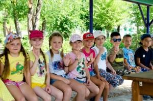 Почти 10000 детейна этой неделе заедут в детские оздоровительные лагеря.