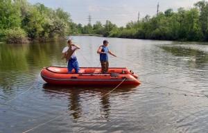 В Волжском районе рыбак пытался догнать лодку и утонул