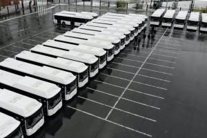 2,5 млн пассажиров воспользовались новыми экологичными автобусами в Тольятти благодаря нацпроекту