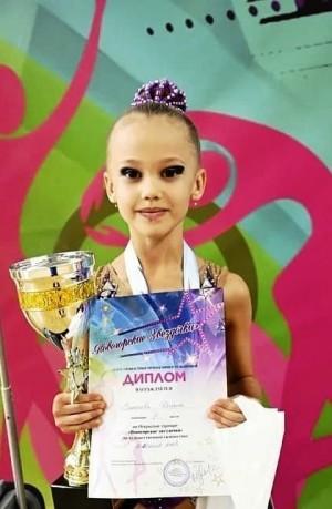 Серебро престижных соревнований завоевала Диана Валиева изКамышлинского района.