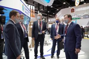 Помощник Президента страны Игорь Левитин оценил вклад Губернатора Дмитрия Азарова и всей региональной команды по развитию транспортной инфраструктуры.