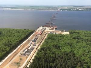 На ПМЭФ заключено соглашение о финансировании строительства обхода Тольятти и моста через Волгу.