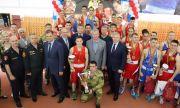 Спецназовец из Самары стал серебряным призером Всероссийских соревнований Росгвардии по боксу на Кубок Победы