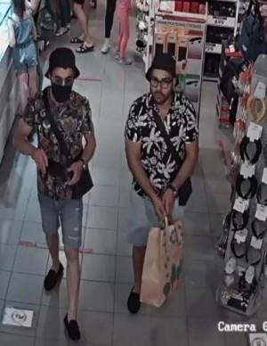 В Тольятти устанавливают подозреваемых в краже обуви