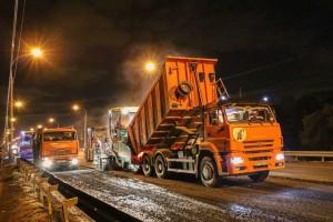 В Самаре ремонт Южного шоссе «вошел» в завершающую стадию