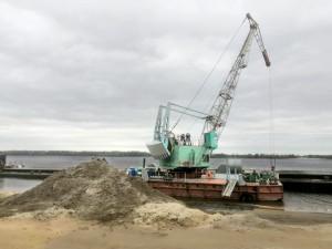 В этом году общая масса песка, который будет доставлен на самарские пляжи, достигнет 17,5 тысячи тонн.