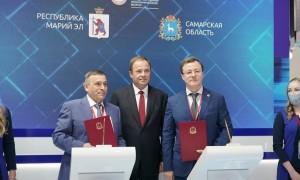 На церемонии присутствовал полномочный представитель Президента РФ в Приволжском Федеральном округе Игорь Комаров.
