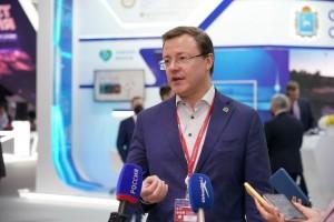 Итоги ПМЭФ-2021 для Самарской области: 60 млрд рублей инвестиций и 12200 рабочих мест
