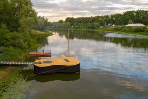 Грушинский фестивальбудет проходить с 1 по 4 июля, в Самарской области наМастрюковских озёрах.