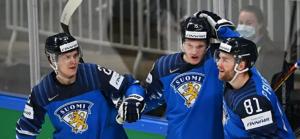 В финале чемпионата мира сборная Финляндии встретится с командой Канады.