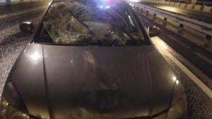 В Самарском районе иномарка сбила пешехода