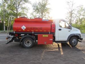 В Жигулевске задержан водитель с поддельным документом на перевозку дизельного топлива