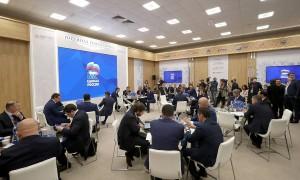 Единая Россия поможет регионам в развитии объектов инфраструктуры