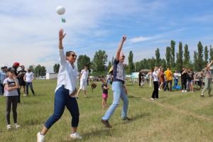 День города впервые состоялся в Жигулевской долине»