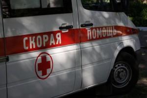 В Самаре в ДТП попала скорая помощь