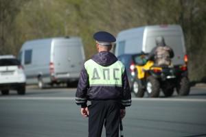 72 пьяных водителя за выходные нашли в Самарской области