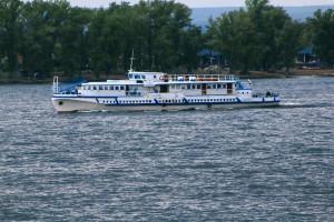 Появилось летнее расписание движения теплоходов по маршруту Самара — Винновка