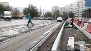 В Самаре на пересечении Московского шоссе и Ново-Вокзальной появится новая остановка