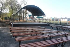 Будут обновлены три общественных пространства и две дворовые территории.