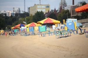 Самарские пляжи почти готовы к купальному сезону