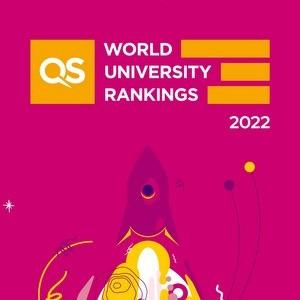 За год университет переместился из группы 591-600 в список вузов разделивших 581-590 места.