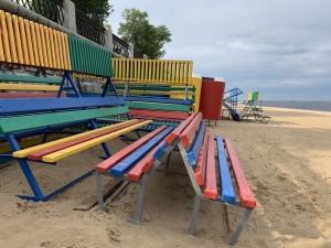 На пляжах Самарыначалось водолазное обследование