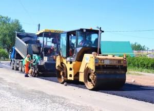 В Шенталинском районе по нацпроекту отремонтируют дорогу к школе
