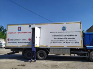 12 июня в Самаре на площади Куйбышева можно привиться от коронавируса