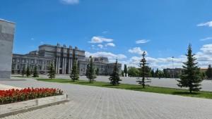 мПриняты мерыдля организация вывоза жителей Самары с праздничного мероприятия, которое пройдет на площади Куйбышева.