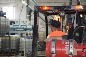 На производстве стирального порошка задействовано свыше 30 человек.