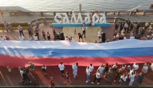 Дмитрий Азаров поздравил жителей Самарской области с Днем России