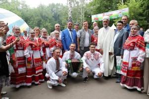 Дмитрий Азаровпринял участие впразднике, который в этом году посвящен 170-летию Самарской губернии.