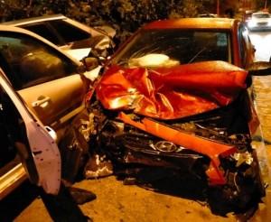 В Тольятти два водителя пострадали в столкновении иномарок