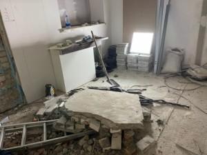 В Самаре возбуждено уголовное дело о гибели рабочего при обрушении стены